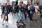 Mercedes Benz Fashion Week Australia. Photo / Katherine Lowe