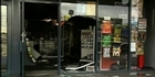 Watch: Arson attack on legal high shop