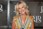 Kerri-Anne Kennerley, at the David Jones A/W 2014 Collection Launch in Sydney. Picture / WireImage