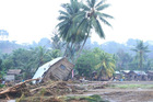 Hope fades for missing while destroyed sewerage system and water shortages spark waterborne disease fear in flood-hit Solomon Islands.