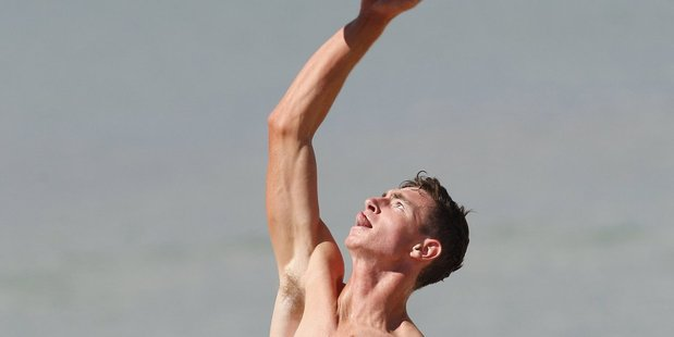 Mount Maunganui's Nate Moore will compete at the Youth Olympics in China in August.
