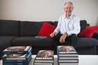 Former Political leader Don Brash at his apartment in Auckland before the release of his Autobiography. Photo / Greg Bowker