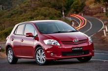 2010 Toyota Corolla. Photo / Supplied