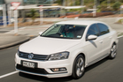 The specced-up Volkswagen Passat R-Line does everything well. Pictures/Ted Baghurst