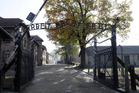 The gate of the former German Nazi death camp of Auschwitz is pictured at the Auschwitz-Birkenau memorial in Oswiecim, Poland. File photo / AP