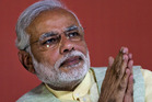 India's main opposition Bharatiya Janata Party (BJP)'s prime ministerial candidate Narendra Modi. Photo / AP