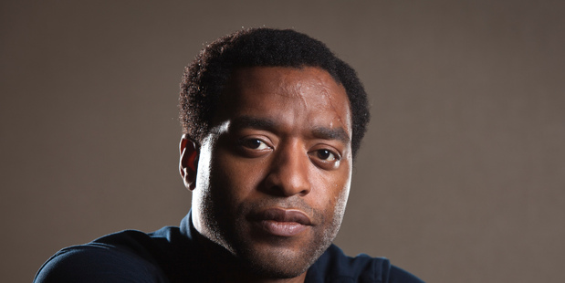 12 Years a Slave star Chiwetel Ejiofor says his latest movie Half of a Yellow Sun resonates personally for him (Photo/AP)