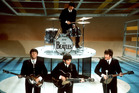 The Beatles' February 1964 appearances on The Ed Sullivan Show started their