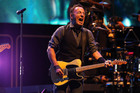 A High attendee satisfaction score of 93 per cent for the Bruce Springsteen concert were recorded. Photo / Chris Loufte