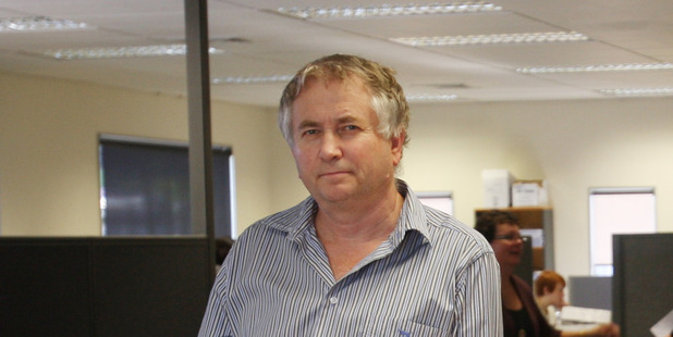 Bruce Woodward.