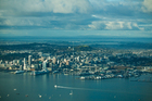 Auckland's economic growth had become increasingly broad-based. Photo / Dean Purcell