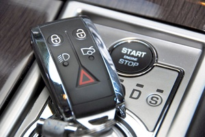 A heavy key chain combined with bouncing while you drive can wear out the tumblers inside the ignition.