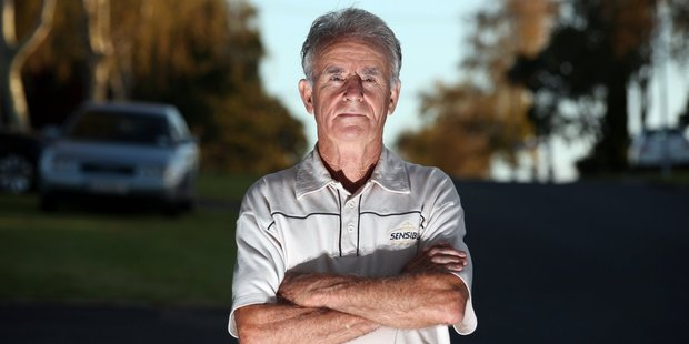 Tauranga Sensible Sentencing Trust spokesman Ken Evans