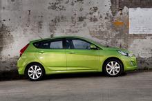 Hyundai Accent Hatch. Photo / Supplied