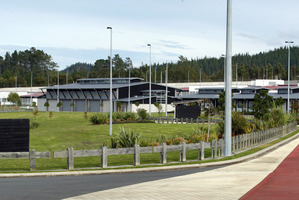 Inside Northland Regional Correction Facility