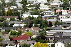 The proportion of first-home buyers in the market has declined in most centres. Photo / APN