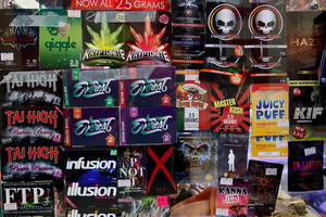 Parliament introduced the Psychoactive Substances Act last year. Photo / John Stone
