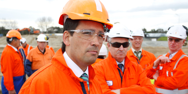 Energy Minister Simon Bridges said businesses use about 70 per cent of New Zealand's total energy. Photo / APN