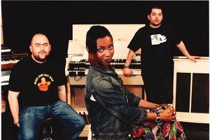 British group Morcheeba. Photo / Warner Music