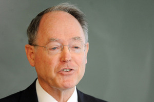 Don Brash said the National-led Government had failed to take a hard line on unions. Photo / NZPA
