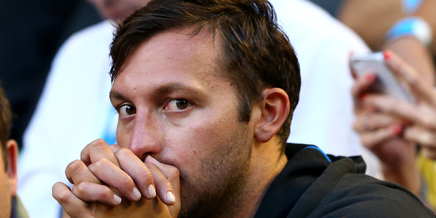 "Swimming great Ian Thorpe is ""quite sick"" in a Sydney hospital after contracting two potentially deadly infections. Photo / Getty Images."