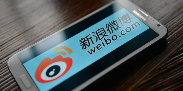 Timing may not be ideal for Chinese social networking service Weibo. Photo / AFP
