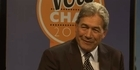 Watch: Vote Chat 2014: Winston Peters