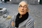 Father Francis Van Der Lugt stayed in wartorn Syria to help civilians. Photo / AP