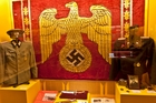 Nazi mementoes make a fascinating yet repelling display. Photo / Creative Commons image by Jack Zalium
