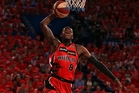James Ennis put in a stunning performance for the Wildcats on Monday against the 36ers, racking up 30 points. Photo / Getty Images