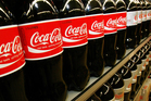 John Daly likes his Coke. Photo / file