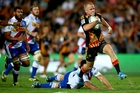 Gareth Anscombe has performed admirably for the Chiefs. Photo / Getty Images