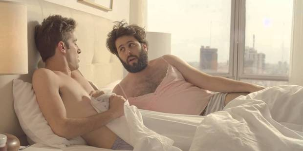 A new Veet ad suggests the importance of women maintaining hair-free legs. Photo / YouTube