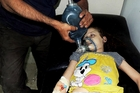 It never made sense that Bashar al-Assad was behind the deadly attack. Photo / AP