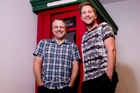 As well as creating apps for clients, Chris Moore (left) and Ben Morreau are keen to develop more of their own  products. Photo / Dean Purcell