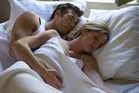 More time touching equals greater happiness in a relationship.  Photo / Thinkstock