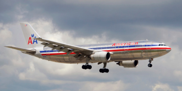 A teenager has been arrested after she tweeted American Airlines claiming to be from Afghanistan and saying something 'big' was planned. Photo / Thinkstock