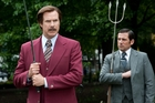 Will Ferrell and Steve Carell are nominated for MTV awards. Photo / AP