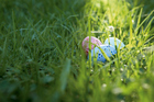 600 children and thier families are expected at the Easter Egg dig. Photo/Thinkstock