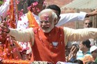 Mr Modi denies ever speaking on the telephone to Mr Jafri. Photo / AFP