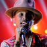 Pharrell Williams performs at the 2014 Coachella Music and Arts Festival. Photo / AP