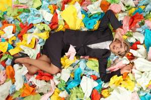 Is busy taking over your life? Photo / Thinkstock