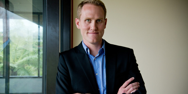 Brad Booysen, founder and CEO, Storkk.
