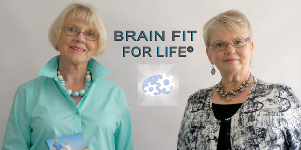 Gillian Eadie (left) and Dr Allison Lamont (right), founders of the Healthy Memory Company.