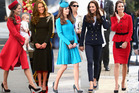 We take a look at the outfits the Duchess of Cambridge wore while she visited New Zealand. Photo / Getty Images