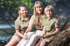 The Irwin family - from left, Bindi, Terri and Robert - and the team at Australia Zoo are continuing Steve Irwin's legacy.