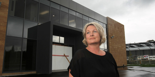 Element IMF commercial manager Rachel Emerson said sales in the Tauriko Business Estate had been the best since 2006. Photo/John Borren