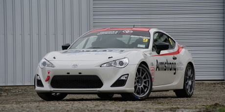 The Toyota Finance 86 Championship.