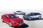 Mazda6 range. Photo / Supplied