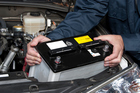 Car batteries need to be maintainted if not in use for a while.